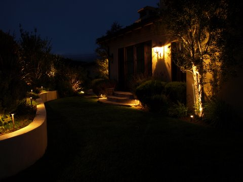 Lake Sherwood Outdoor Lighting Landscape Lights